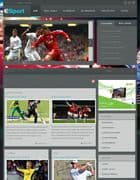 VT Sport  v1.1 - спортивный шаблон для Joomla