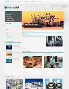 VT Industrial v1.2 - индустриальный шаблон для Joomla
