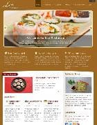 Leo Restaurant v1.0 - шаблон ресторана для Joomla