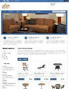 Leo Funiture v1.0 - шаблон мебельного интернет магазина для Joomla