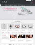 Leo Jewelry v1.0 - шаблон интернет магазина драгоценностей (Joomla)