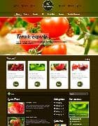 SJ Agriculture v1.0 - шаблон сайта по продаже овощей и фруктов (Joomla)