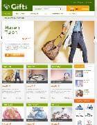 SJ Gifts v1.1 - шаблон интернет магазина подарков (Joomla)