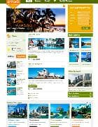 SJ Travel II v2.1.0 - шаблон сайта тематики туризм (Joomla)