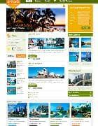 SJ Travel II v2.1.0 - шаблон сайта тематики туризм (Joomla)