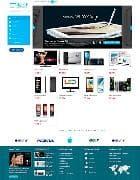 SJ AppStore HiTech v1.2 - шаблон интернет магазина техники для Joomla