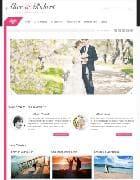 VT Wedding v1.2 - свадебный шаблон для Joomla