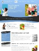 Hot Wellness v1.6 - шаблон для Joomla