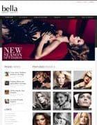 Hot Model Agency v3.0 - шаблон сайта модельного агентства для Joomla