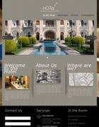 Hot Hotel v3.0 - хороший шаблон сайта отеля для Joomla