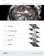 Hot Watches v1.0 - шаблон интернет магазина часов (Joomla)