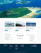 Hot Explorer v3.1.5 - шаблон блога о туризме для Joomla