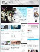 JXTC Genre v3.4.0 - шаблон онлайн журнала для Joomla