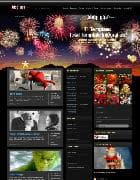 JXTC Blog You Holiday v1.8 - шаблон для Joomla