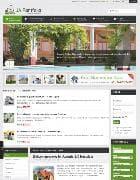 JA Portfolio v2.5.6 - шаблон сайта поиска недвижимости для Joomla