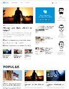 JA Magz v1.1.3 - новостной шаблон для Joomla