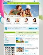 IT Community 2 v1.0 - шаблон социальной сети для Joomla