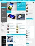 BT Magazine v1.0 - шаблон бесплатного онлайн журнала для Joomla
