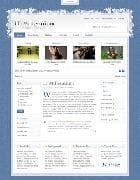 IT Millennium v1.0 - шаблон для Joomla