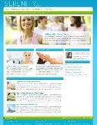 SP Serenity v1.0.3 - a template for Wordpress
