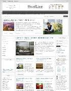 IT HeadLine v1.0 - шаблон Joomla новостного сайта