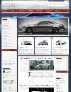 IT AutoMag v1.0 - шаблон авто портала для Joomla