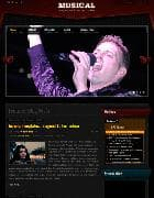 IT Musical v2.5.0 - шаблон музыкального блога для Joomla