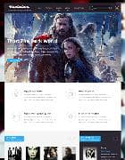 YJ Moviedom v1.0.2 - шаблон кино сайта для Joomla