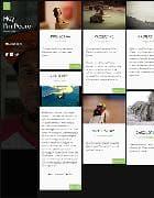 JB Sidewinder v2.0.2 - адаптивный шаблон блога для Joomla