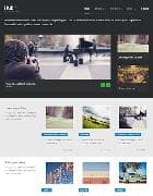 JB Hub 2 v2.1.0 - адаптивный шаблон блога для Joomla