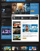 S5 Helion v1.0 - шаблон сайта о кино и фильмах для Joomla