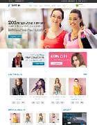 ZT MelanoShop v1.0.7 - шаблон интернет магазина для женщин под Joomla