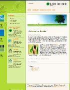 BT Landscape v1.0 - шаблон блога для Joomla