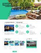 SJ Honrat v1.2.0 - адаптивный шаблон сайта гостиницы или отеля для Joomla