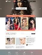 VT Beauty v1.2 - женский шаблон о кометологии для Joomla