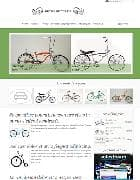 OS Retro Bicycles v2.5.0 - шаблон для Joomla ретро велосипеды