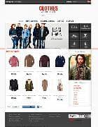 OS Clothes v2.5.0 - шаблон интернет магазина одежды для Joomla