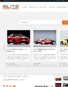 OS Elite Cars v2.5.0 - авто шаблон для Joomla