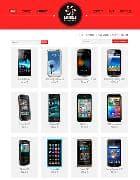 OS Mobile Store v2.5.0 - шаблон интернет магазина для Joomla