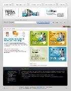 BT TeraHost v2.5.0 - Joomla шаблон хостинговой компании