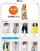 OS Shopper v2.5.9 - шаблон интернет магазина одежды для Joomla