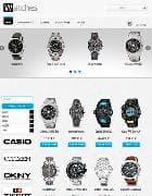 OS Watches v2.5.0 - бесплатный шаблон магазина часов для Joomla