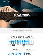 OS Infographics v3.1.15 - шаблон для Joomla с инфографикой
