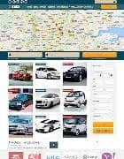 OS All Cars v2.5.0 - авто шаблон c картой для Joomla