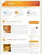 BT Blogic v2.5.0 - шаблон блога для Joomla
