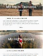 OS Traveler v2.5.0 - туристический шаблон блога для Joomla