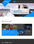 VT Trucking v1.2 - грузоперевозки шаблон сайта для Joomla