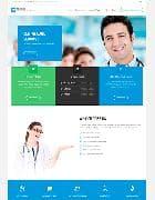 Ja Medicare v1.1.9 - медицинский шаблон для Joomla