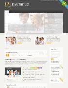 JP Insurance v1.0.003 - шаблон сайта страхования для Joomla