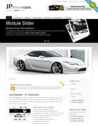 JP Dreamcars v2.5.002 - авто шаблон для Joomla